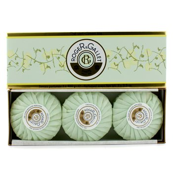 Roger & Gallet Green Tea (The Vert) Parfümlü Sabun  3x100g/3.5oz