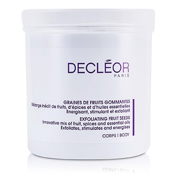 Decleor Graines De Fruits Gommantes Exfoliante Semillas frutos (Tamaño Salón)  500ml/17oz