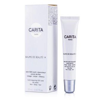 Carita Baume de Beaute 14 Besleyici Onarıcı SOS Bakım  20ml/0.67oz