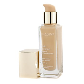 Clarins Skin Illusion Натуральная Сияющая Основа SPF 10 - # 108 Песок 402681  30ml/1oz