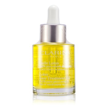 Clarins Face Treatment Oil - Lotus (For Oily or Combination Skin)  30ml/1oz
