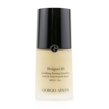 Giorgio Armani Base Designer Lift Smoothing Firming Foundation SPF20 - # 4  30ml/1oz