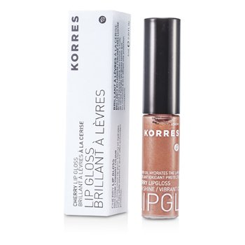 Korres Cherry Lip Gloss - #32 Beige Pink  6ml/0.2oz