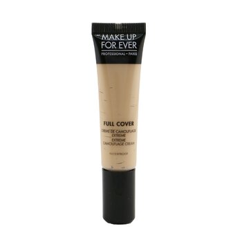Make Up For Ever Full Cover Extreme Crema Correctora resistente al agua - #1 (Pink Porcelain)  15ml/0.5oz
