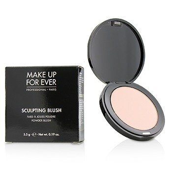 Make Up For Ever Sculpting Blush Rubor en Polvo - #10 (Satin Peach Pink)  5.5g/0.17oz