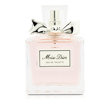 Christian Dior Miss Dior Eau De Toilette Spray (Nuevo Aroma)  50ml/1.7oz