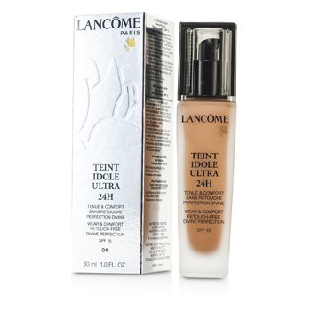 Lancome Teint Idole Ultra 24H Wear & Comfort Foundation SPF 15 - # 04 Beige Nature  30ml/1oz