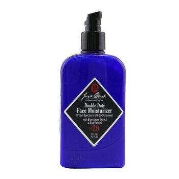 Jack Black Double Duty Ansiktskrem SPF 20  251ml/8.5oz