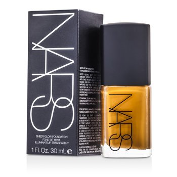 NARS SheerBase Maquillaje Brillo - Macao  30ml/1oz