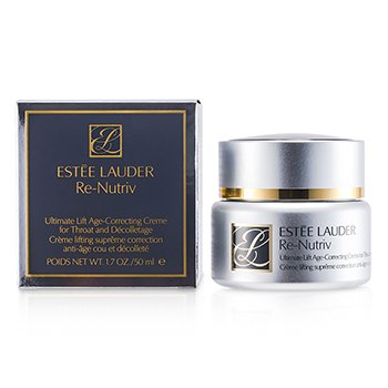 Estée Lauder Creme Para Colo e Decote Re-Nutriv Ultimate Lift Age-Correcting  50ml/1.7oz