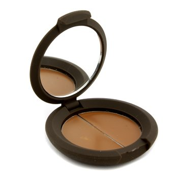 Becca Compact Concealer Medium & Extra Cover - # Hazelnut  3g/0.1oz