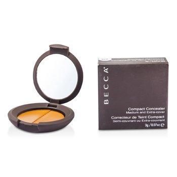 Becca Corretivo Compacto Medium & Extra Cover - # Pecan  3g/0.07oz