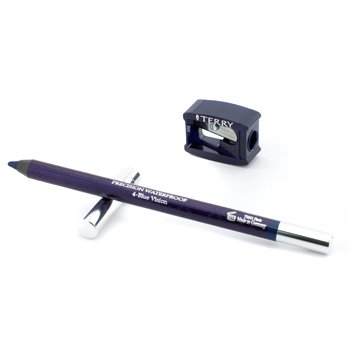 By Terry Crayon Khol Terrybly Color Eye Pencil (Waterproof Formula) - # 4 Blue Vision  1.2g/0.04oz