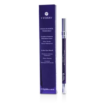 By Terry Crayon Khol Terrybly Color Eye Pencil (Waterproof Formula) - # 5 Purple Label  1.2g/0.04oz