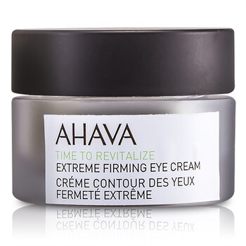 Ahava Time To Revitalize Reafirmante Ojos  15ml/0.51oz