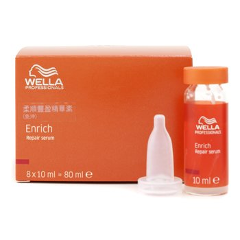 Wella Enrich Serum Reparador  8x10ml/0.33oz