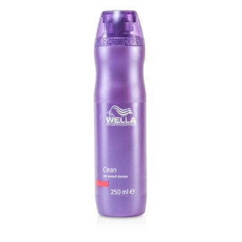 Wella Clean  Champú Anticaspa  250ml/8.4oz