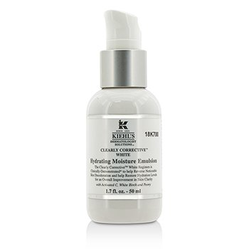 Kiehl's Clearly Corrective White Emulsi Pelembab Menghidrasi  50ml/1.7oz
