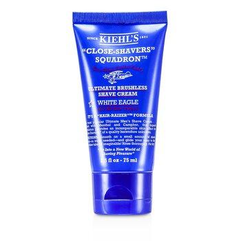 Kiehl's Ultimate Brushless Shave Cream - White Eagle  75ml/2.5oz