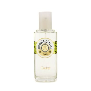 Roge & Gallet Cedrat (Citron) Fresh Fragrant Water Vaporizador  100ml/3.3oz