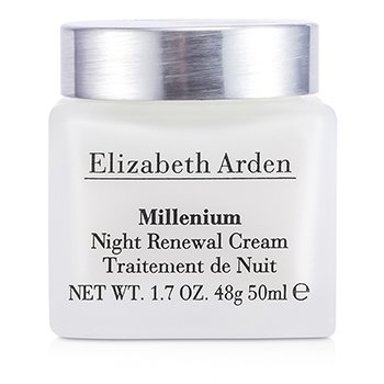 Elizabeth Arden Millenium Night Renewal Cream (Unboxed)  48g/1.7oz