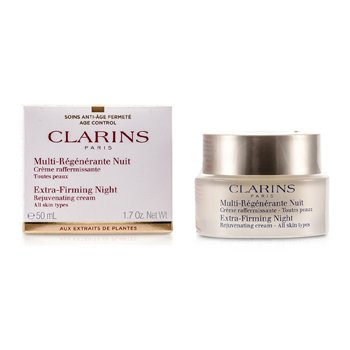 Clarins Extra-Firming Night Rejuvenating Cream - Todos os Tipos de Pele  50ml/1.7oz