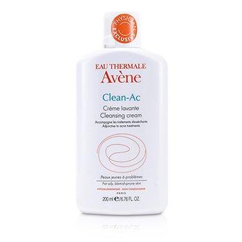 Avene کرم پاکسازی کننده Clean-AC (برای پوست چرب و مستعد در جوش زدن)  200ml/6.76oz