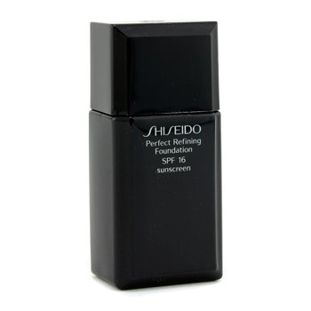 Shiseido Pó base Perfect Refining Foundation SPF16 - # B20 Natural Light Beige  30ml/1oz