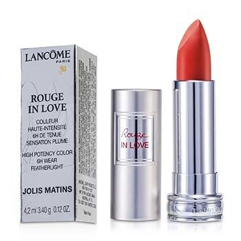 Lancome Rouge In Love Lipstick - # 106M Jolis Matins  4.2ml/0.12oz