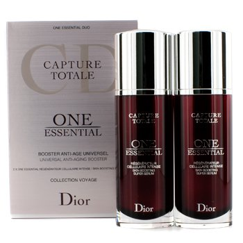 Christian Dior Capture Totale One Essential Skin Boosting Super Serum Duo  2x50ml/1.7oz