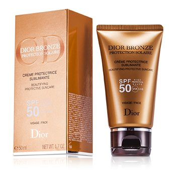 Christian Dior Dior Bronze Beautifying Protective Suncare SPF 50 For Face  50ml/1.7oz