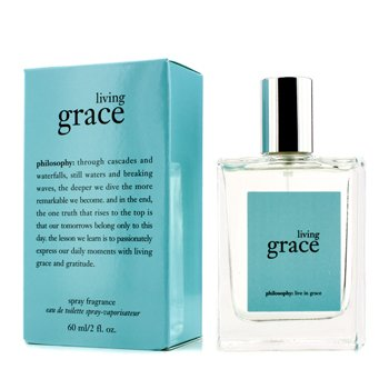 Philosophy Living Grace ادو تویلت اسپری  60ml/2oz