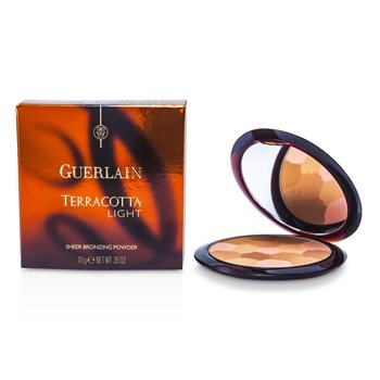 Guerlain Terracotta Light Lett Solpudder - Nr. 02 Blondes (Ny Pakning)  10g/0.35oz