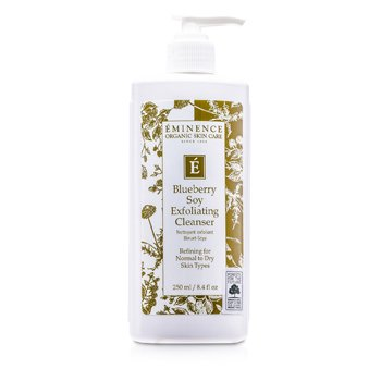 Eminence Blueberry Limpiador Exfoliane Soja  250ml/8.4oz