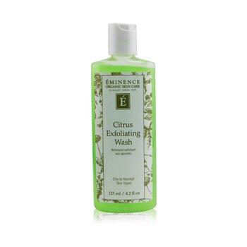 Eminence Citrus Exfoliating Wash (Oily to Normal Skin)  125ml/4oz