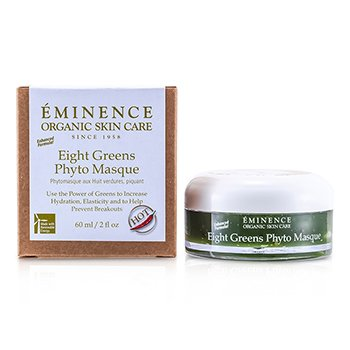 Eminence Eight Greens Phyto Masque (Hot)  60ml/2oz