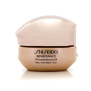 Shiseido Benefiance WrinkleResist24 Интенсивный Крем для Контура Глаз  15ml/0.51oz