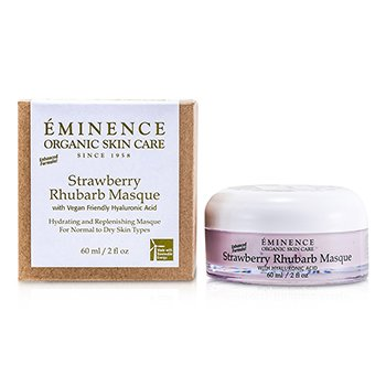 Eminence Strawberry Rhubarb Mascarilla (Piel normal a Seca)  60ml/2oz