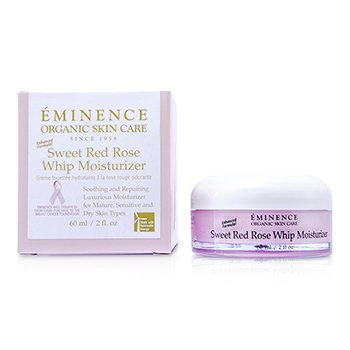 Eminence Sweet Red Rose Whip Moisturizer (Mature, Sensitive & Dry Skin)  60ml/2oz