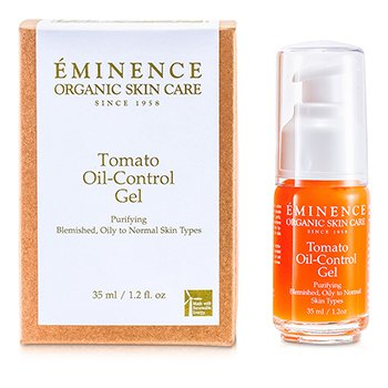 Eminence Tomato Gel control aceites (Purificante, antimanchas, piel grasa y normal)  35ml/1.2oz