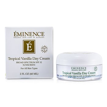Eminence Crema Solar Vainilla Tropical SPF 32  60ml/2oz