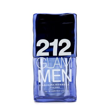 Carolina Herrera 212 Glam Men Eau De Toilette Spray  100ml/3.4oz