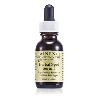 Eminence Serum Herbal Antimanchas (Pieles con problemas)  30ml/1oz