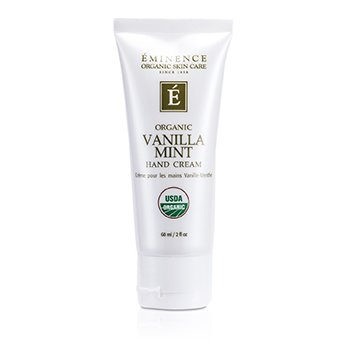 Eminence Vanilla Mint Hand Cream  60ml/2oz