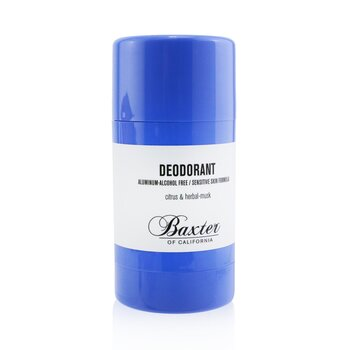 Baxter Of California Dezodorant w sztyfcie - Alcohol Free (Sensitive Skin Formula)  75g/2.65oz