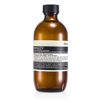 Aesop Loção facial Parsley Seed Facial Cleanser  200ml/6.8oz