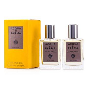 Acqua Di Parma Woda kolońska w sprayu wkład Colonia Intensa Eau De Cologne Travel Spray Refills  2x30ml/1oz