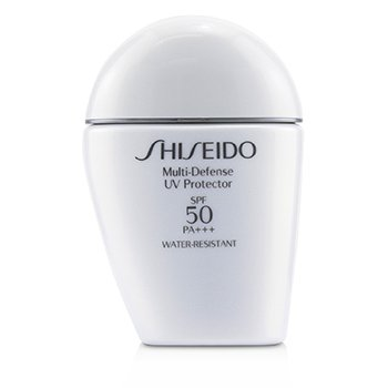 Shiseido Protector Solar Multi defensa SPF 50 PA+++  30ml/1oz