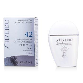 Shiseido Urban Environment Protector Libre de Aceites SPF42 PA+++  30ml/1oz