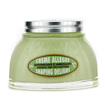 L'Occitane Creme Almond Shaping Delight Firming & Resculpting  200ml/7oz